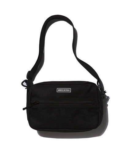 2018 MINI CROSS BAG (BLACK) [GBG002G23BK]