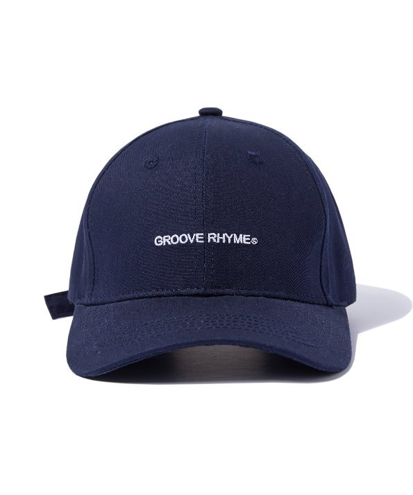 BUCKLE BALL CAP (NAVY) [GCA001G13NA]