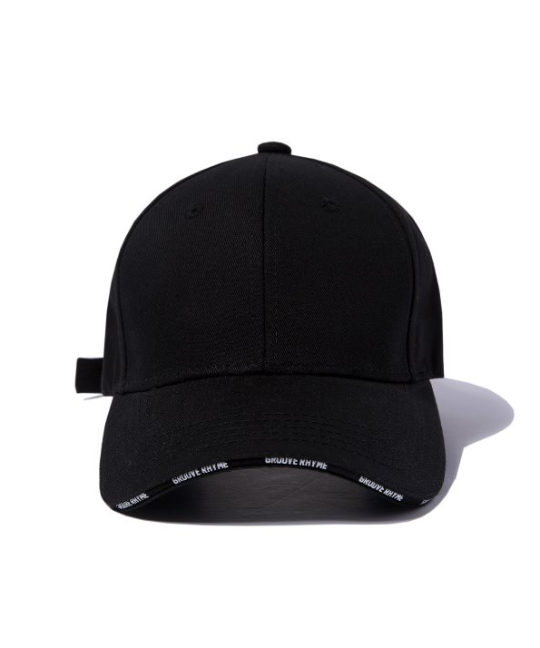 CROSS BALL CAP (BLACK) [GCA007G13BK]