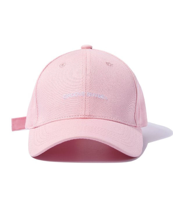 BUCKLE BALL CAP (PINK) [GCA001G13PI]